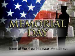 Memorial Day Text Added