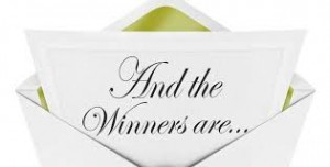 the winners are
