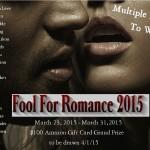 Fool for Romance 2015