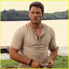Chris Pratt Jurassic World 3