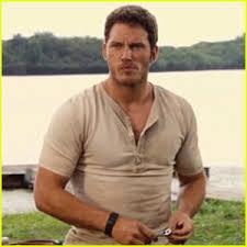 Chris Pratt Jurassic World 3