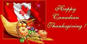Canadian Thanksgiving 2015 2