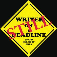 Writer on Deadline black_STILL