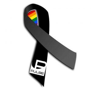 Pulse black ribbon