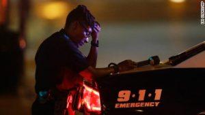 Dallas 2016 police shooting